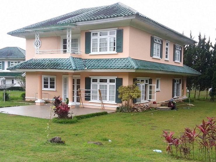 Villa Puncak Resort Cianjur - Terrace/Patio