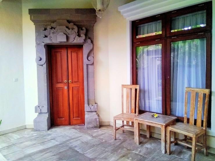 Nipuri Hotel Bali - Terrace/Patio