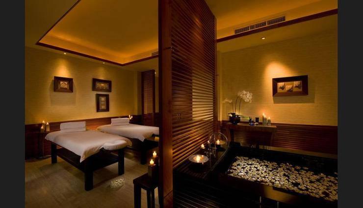 Review Hotel Conrad Bali (Bali)