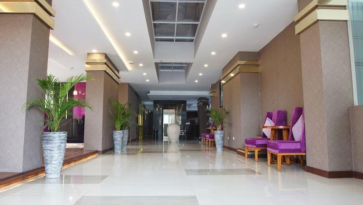 Hotel Horison Inn Alaska Semarang Semarang - Lobby