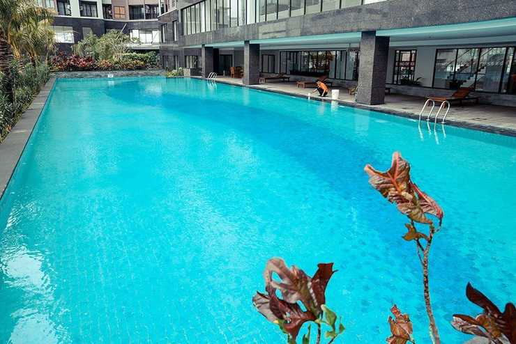 The Cupcake Suites Bandung - Featured Image