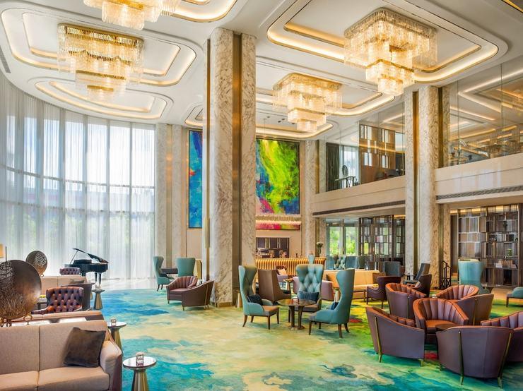 InterContinental Jakarta Pondok Indah Jakarta - Lobby Lounge
