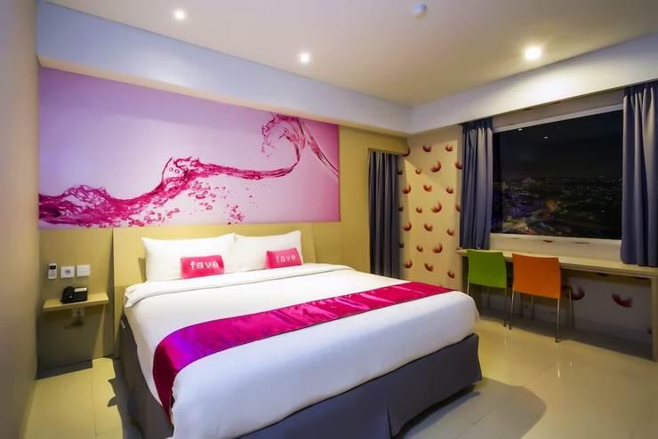 favehotel M.T. Haryono - Balikpapan Balikpapan - Guestroom