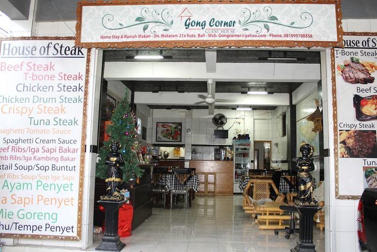 Gong Corner Homestay - Hostel Bali - Featured Image