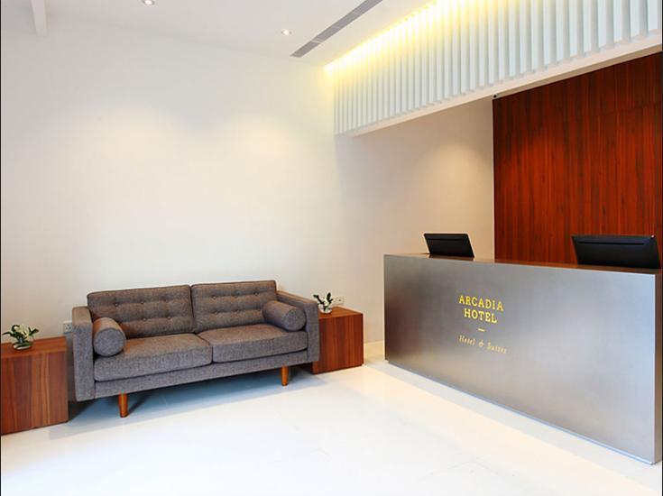 Alamat Review Hotel Arcadia Hotel - Singapore