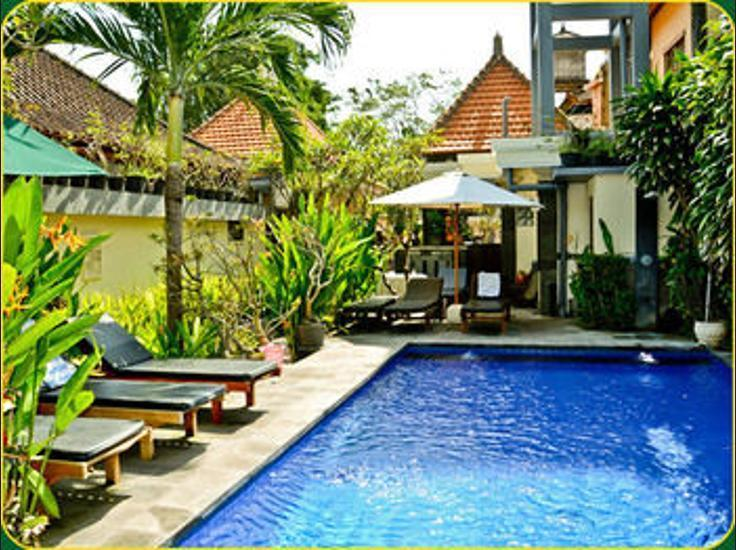 Hotel Jati Sanur Bali - Featured Image