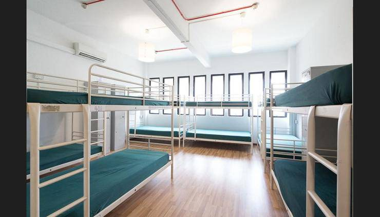 New Society Backpackers Hostel Singapore - Featured Image