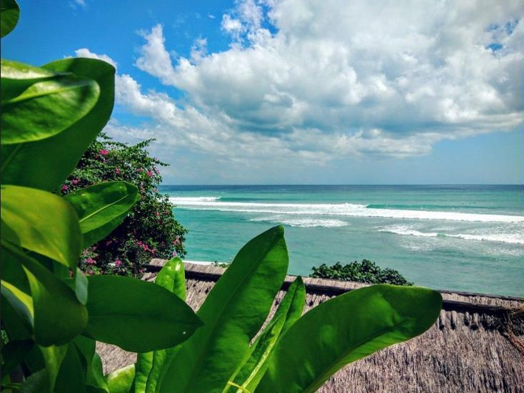 Rock 'n Reef Hotel Bali - Hotel Entrance