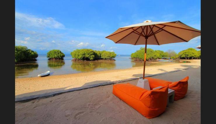 Mangrove Paradise Retreat Bali - Beach/Ocean View
