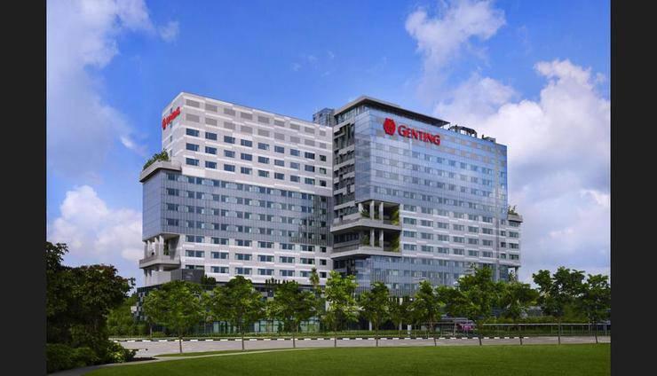 Resorts World Sentosa - Genting Hotel Jurong Resorts World Sentosa - Genting Hotel Jurong - Featured Image