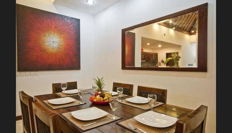 Villa Indah Seminyak - Restaurant