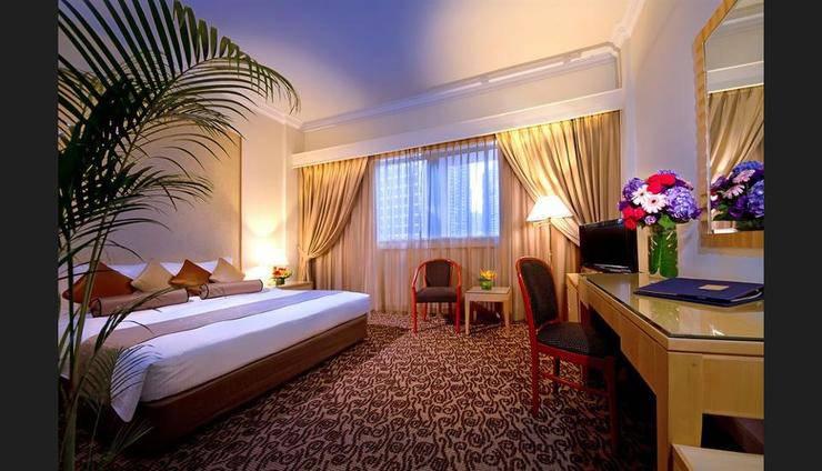 Hotel Miramar  Singapore - Guestroom