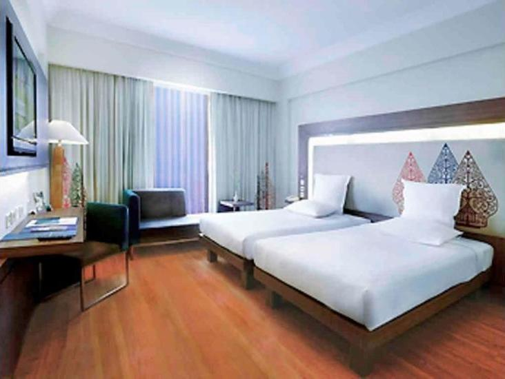 Novotel Solo - Guestroom