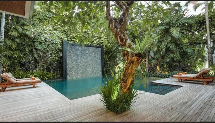 Awarta Nusa Dua Luxury Villas & Spa Bali - Terrace/Patio