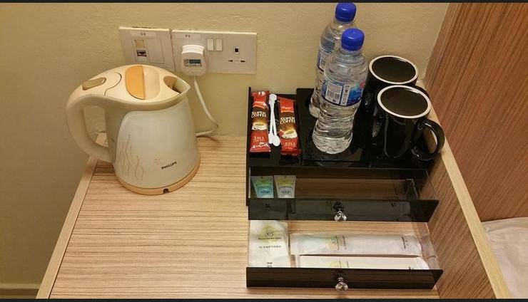 85 Beach Garden Hotel Singapore - In-Room Coffee