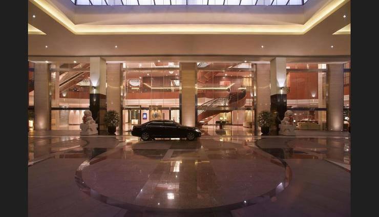 JW Marriott Medan - Lobby