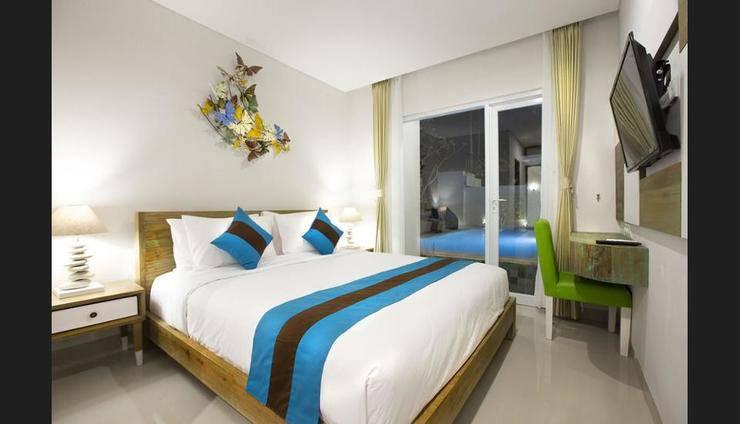 Hotel Casa Kayu Aya Seminyak - Guestroom