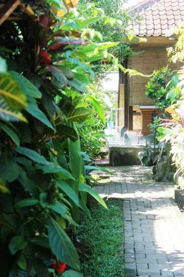 Sadru House Bali - Garden