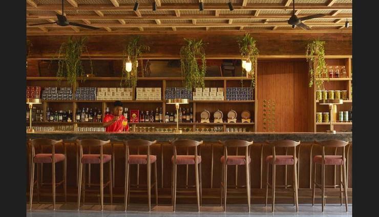 Katamama Bali - Hotel Bar