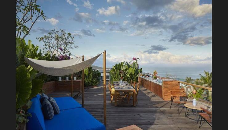 Katamama Bali - Terrace/Patio