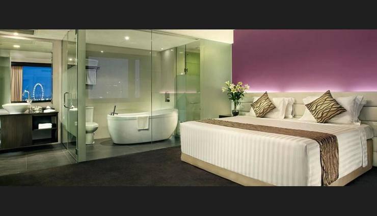 Furama City Centre - Guestroom