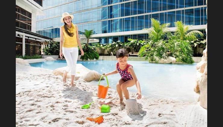 The Trans Luxury Hotel Bandung - Childrens Pool