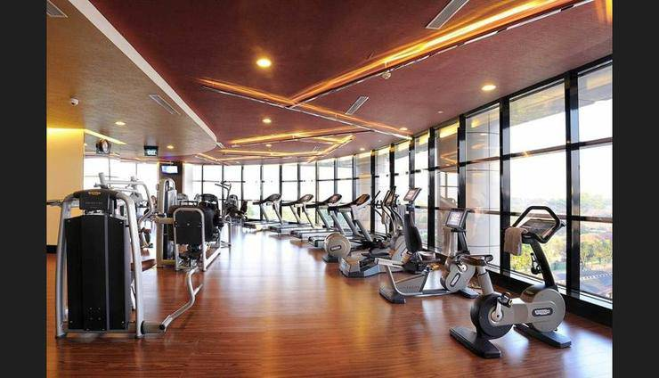 The Trans Luxury Hotel Bandung - Fitness Facility