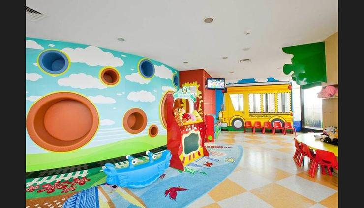 The Trans Luxury Hotel Bandung - Childrens Area