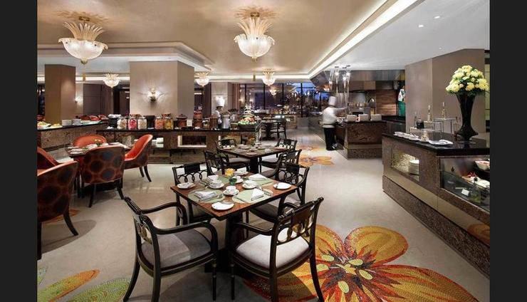 The Trans Luxury Hotel Bandung - Restaurant