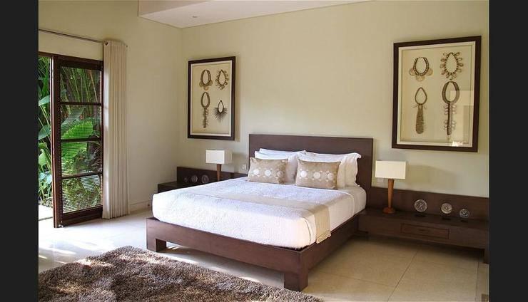 Nyaman Villas Bali - Guestroom