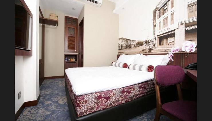 Aqueen Heritage Hotel Joo Chiat Singapore - Featured Image