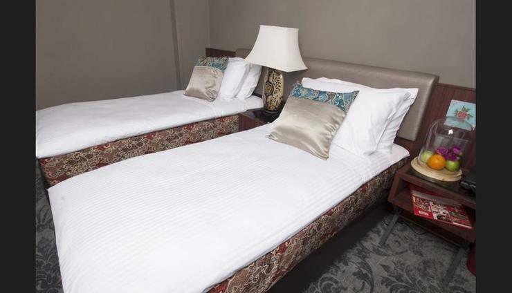 Review Hotel Aqueen Heritage Hotel Joo Chiat (Singapore)