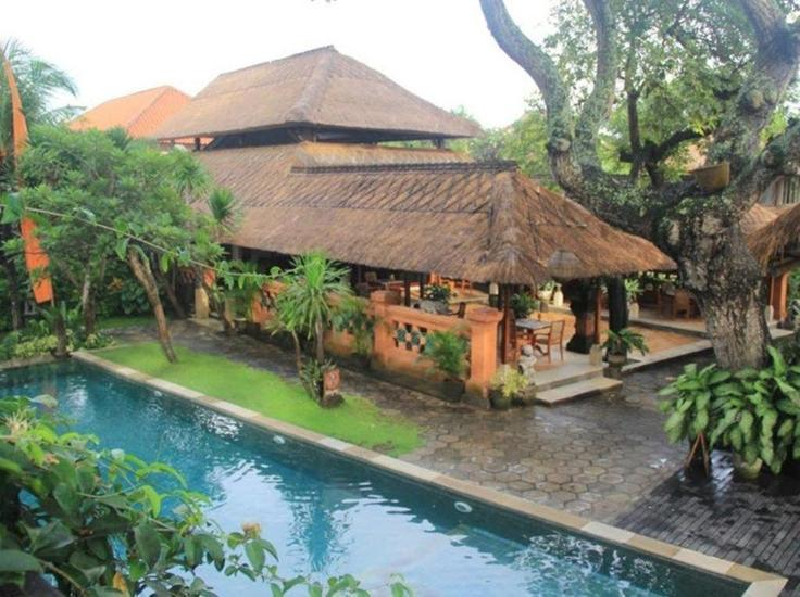 Tandjung Sari Sanur - Property Grounds