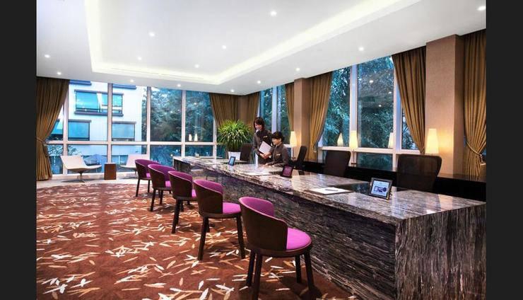 Park Regis Singapore - Reception