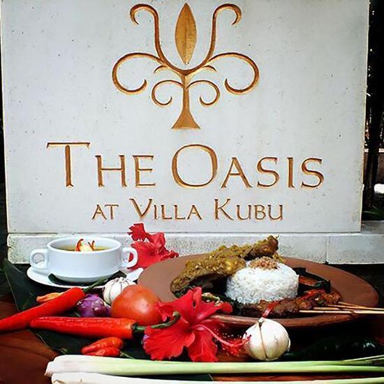 Villa Kubu Seminyak - Restaurant