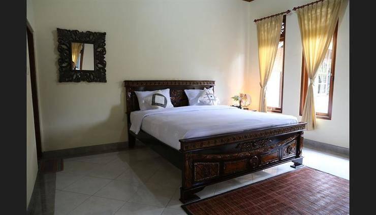 Alam Sari Homestays Bali - Guestroom