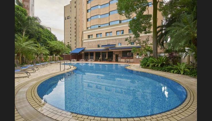The Elizabeth Hotel Singapore - Featured Image