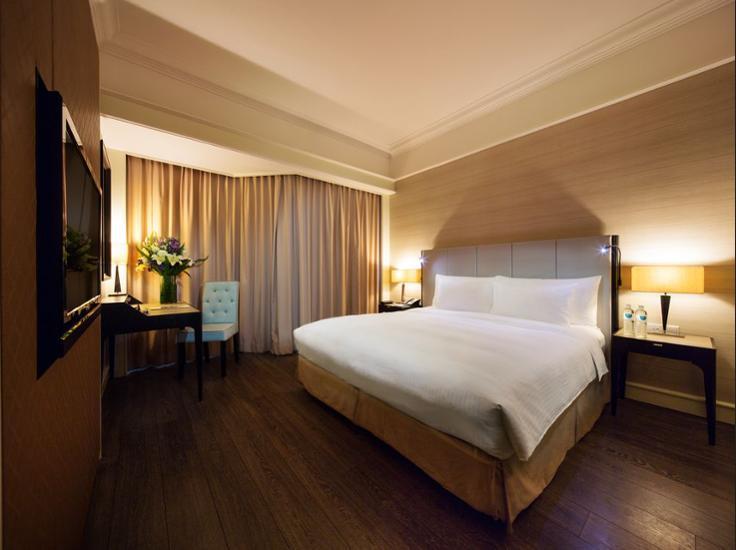 The Elizabeth Hotel Singapore - Guestroom