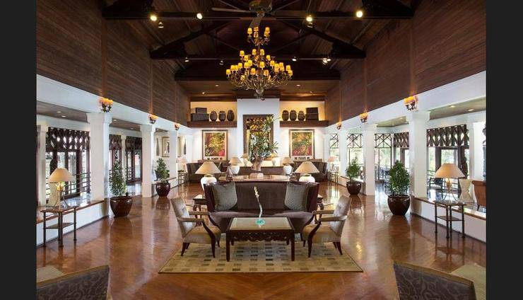 Sheraton Senggigi Beach Resort Lombok - Lobby