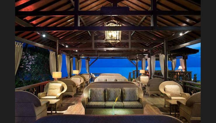 Sheraton Senggigi Beach Resort Lombok - Restaurant