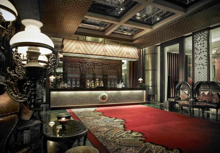 The Royal Surakarta Heritage Solo - Hotel Front