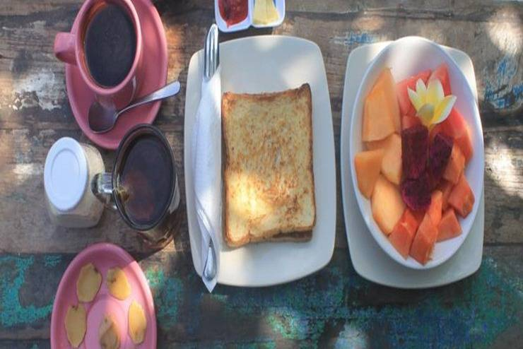 Rona Accommodation Bali - Sarapan