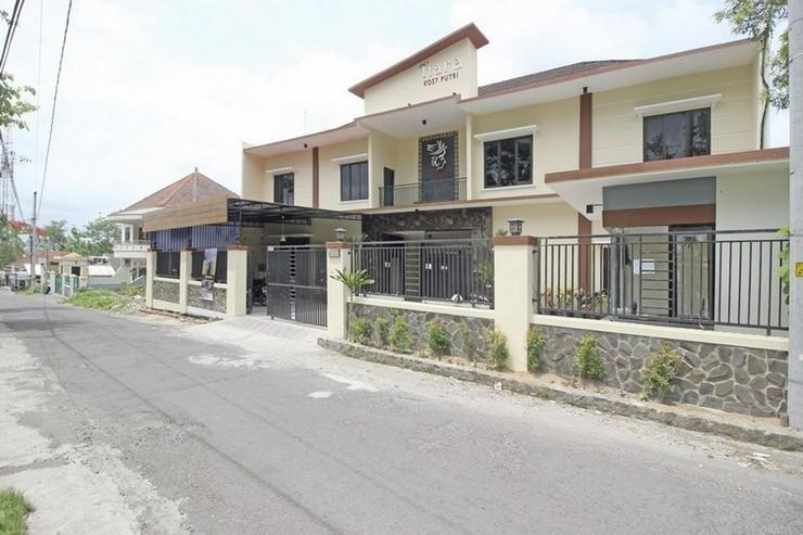 RedDoorz near UII Jakal Yogyakarta - Exterior