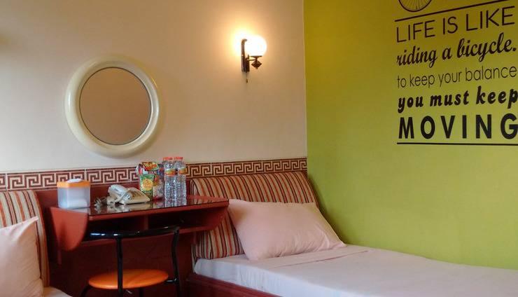 Patria Garden Hotel Blitar - Kamar Super Standard