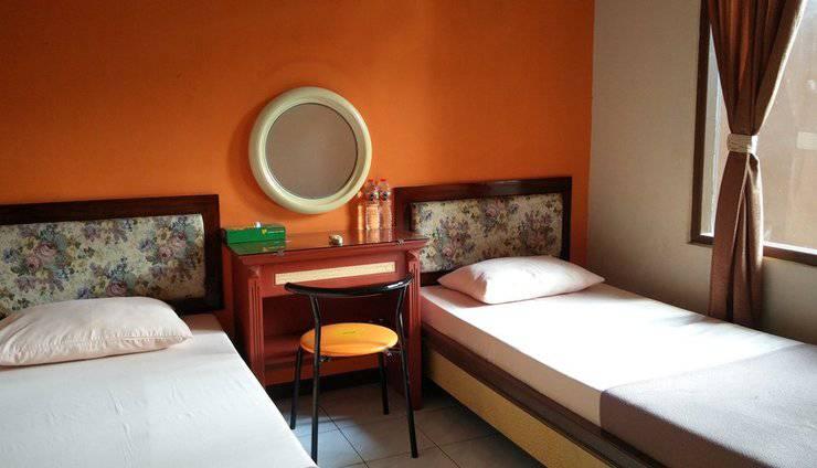 Patria Garden Hotel Blitar - Bedroom 2 in 1