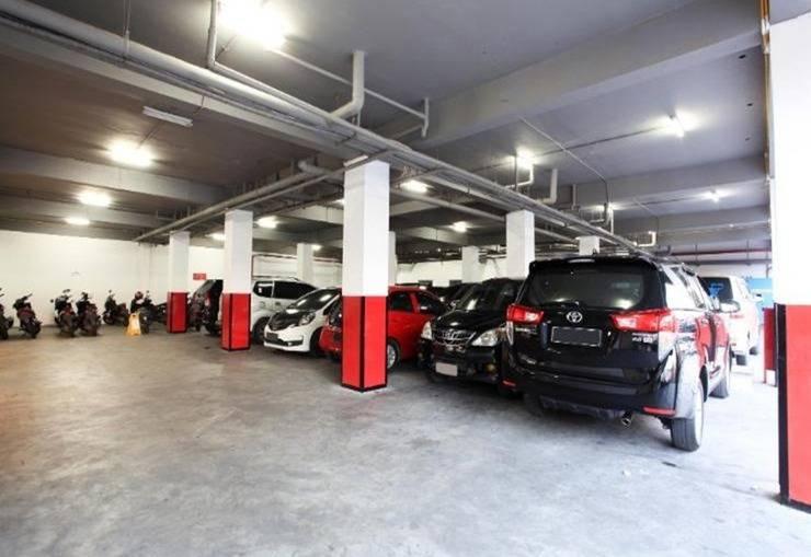 Citismart Hotel Pekanbaru - Parkir