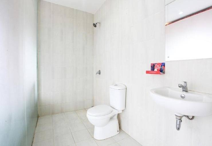 Citismart Hotel Pekanbaru - Kamar mandi