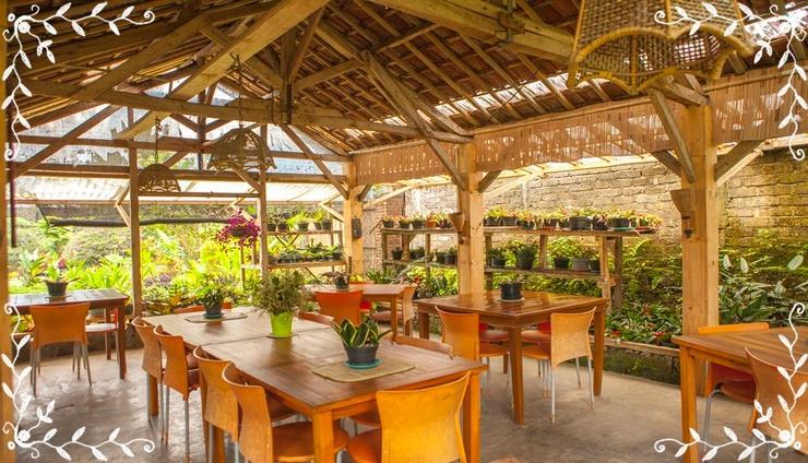 Rumah Kebun Wulan Lembang Bandung - Facilities