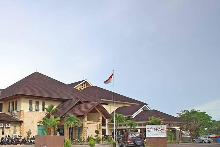 Dangau Hotel  Pontianak - Tampilan Luar Hotel