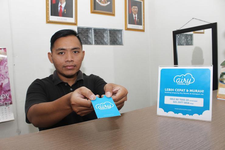 Airy Kotagede Rejowinangun 26 Yogyakarta - receptionist